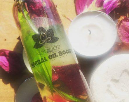 SoulPaz Bath and Body Oil